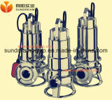 Wq Cheap Price High Quality Non-Clog Submersible Sewage Pump