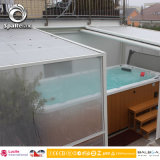 Back Yard Garden Swimming Pool SPA with Three Stages