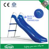 Freestanding Wavy Slide for Kids and Children