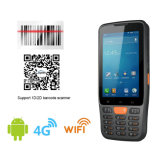 Rugged 4G Best 4 Inch Android Smartphones 1d/2D Barcode Reader