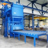 Industry Cleaning Shot Blast Machine with Roller Conveyor