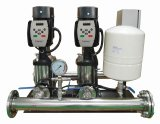 Variable Frequency Constant Pressure Water Supply Multi Booster Pump System