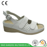 Grace Health Shoes 2016 Diabetic Shoes Leather Sandal Casual Shoes
