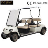 4 Person Electric Golf Buggy Use in Golf Course (LT-A4)