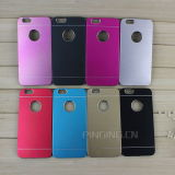 Burshed Metal Motomo Case Cover for iPhone 6 Plus