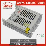 100W 12V8.5A Ultra-Thin Slim Switching Power Supply/SMPS with CE RoHS Approved