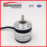 Autonics Type E40s6-2500-3-T-24 Outer Dia. 40mm Solid Shaft 6mm 2500PPR, 24V Rotary Encoder