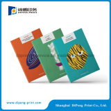 Special Designed Paper Book Printing with Small Card