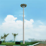 30m Height Auto Lifting Steel Pole Hight Mast Lighting
