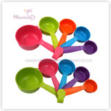 Kitchen Utensils 5 Pack Colorful Measuring Spoon