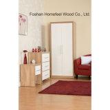 3 Piece Value Nice Wooden Bedroom Furniture Set (BD25)