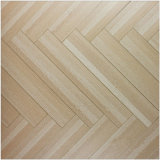 Commercial 12.3mm E0 HDF AC4 Crystal Cherry Waxed Edged Laminate Floor