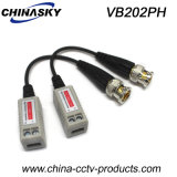 One Channel CCTV Passive HD-Cvi/Tvi/Ahd Video Balun (VB202pH)