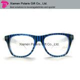 Fashion Zebra Pattern Frame Sunglasses for Customized label