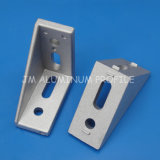 Al-Alloy Corner Brackets with 4 Holes for Aluminum Profile