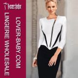 New Woman Party Evening Career Pencil Dress Plus Size (L36038-1)
