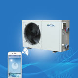 Air Water Swimming Pool Heat Pump Pool Heater with APP