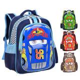 Cartoon Car School Bag School Backpacks for Kids