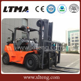 Ltma 3-7 Ton LPG Gas Forklift Truck with Import Engine