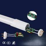 Wholesale Manufacturer 95V to 300V 2835 SMD T8 LED Tube Light 12W