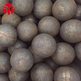 Shandong Manufacturers 4.5 Inch Good Quality Forgrd Steel Ball for Power Plant