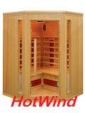 2016 Far Infrared Sauna Room portable Sauna for 3-4 People (SEK-AP3C)