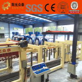 2016 New Design AAC Block Production Line with Fully Automatic