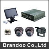 4CH CCTV Camera System Factory P2p Ahd Security DVR Kit