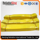 3 Ton Yellow Polyester Endless Flat Webbing Sling