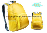 Foldable Women Men Outdoor Travel Sports Leisure Bag Backpack (CY3320)