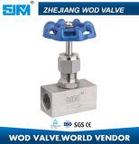 Stainless Steel Threaded Needle Valve