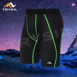 New Arrival Men Compression Cyclling Pants Short Leggings High Elastic Sport Wear Quicky Drying Workout Pants Manufacturer Wholesale Gym Wear