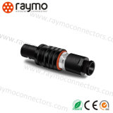 China Supplier of Circuar Push Pull Male Female Feg Waterproof Connector