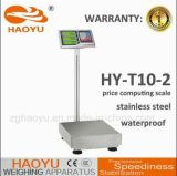 Stainless Steel Two Side Display Price Computing Scale