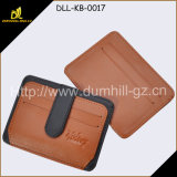100% Genuine Leather Credit Card Holder Factory