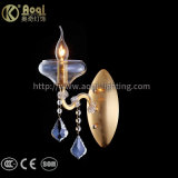 Metal Water Blue Golden Wall Light