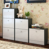 New Style High Gloss Laminate Cupboard Bedroom Cabinet (UL-WR014)