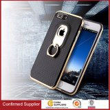 Bumblebee Style TPU Back PC Bumper Ring Case for iPhone / Samsung / Oppo / Xiaomi
