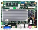 Atom N2800 3.5inch Motherboard with 4GB RAM for POS Terminal