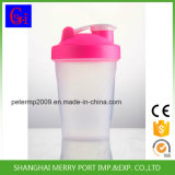 Unique Shape Unbreakable Body Plastic Shaker Cup