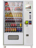 """Large Snack & Drink Combo Vending Machine with 12""""LCD Ad-Screen (KM006-M12)"""