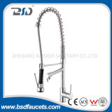 Kitchen Basin Sink Faucet Pull out Spout Chrome Swivel Mixer Taps Conterest New