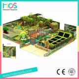 Forest Theme Ce Standard Soft Indoor Playground Equipment for Children (HS14101)