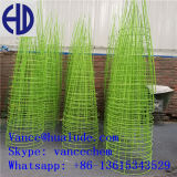 "Low Carbon 54"" Soft Black Annealed Iron Tomato Cage Wire"