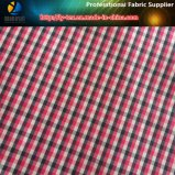Polyester Yarn Dyed Small Check Fabric for Jacket