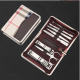 Manicure Set with PU Case Nail Clipper Set for Women