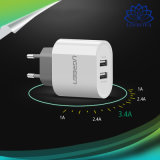 Ugreen Mobile Phone Dual USB Charger 5V3.4A Universal Portable Travel Wall Charger