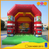 School Bus Design Inflatable Bouncer for Kids (AQ02168)