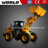 Front End Wheel Loader Type Construction Machinery