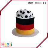German Flag Football Fans Foam Sporting Hat